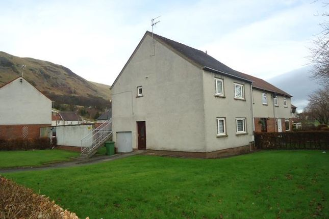 Thumbnail Flat to rent in Stalker Avenue, Tillicoultry
