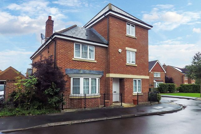 Thumbnail Detached house to rent in Whittingham Drive, Swindon, Wiltshire