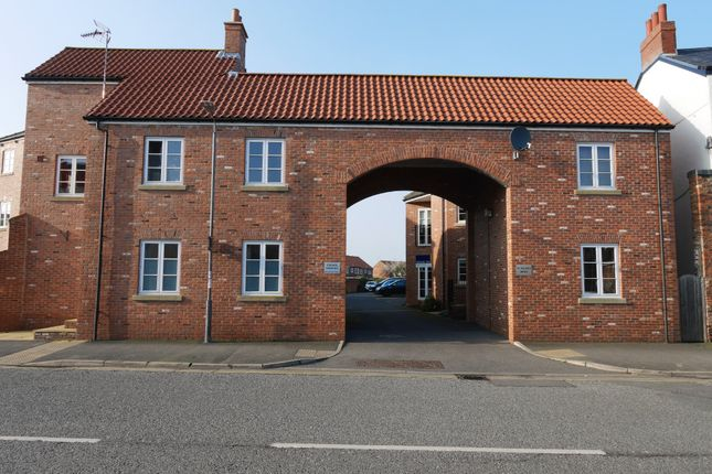 Thumbnail Flat to rent in St. Helens Mews, Howden, Goole