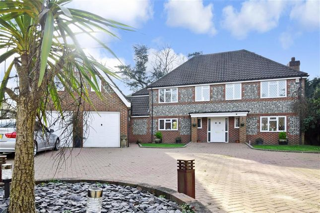 Thumbnail Detached house for sale in Pepper Close, Caterham, Surrey