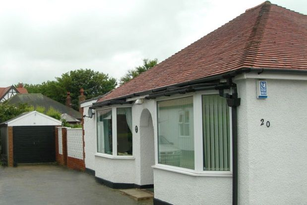 Thumbnail Detached bungalow to rent in Fairview Crescent, Prestatyn