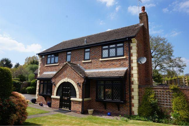 Thumbnail Detached house for sale in Mountbatten Avenue, Kenilworth