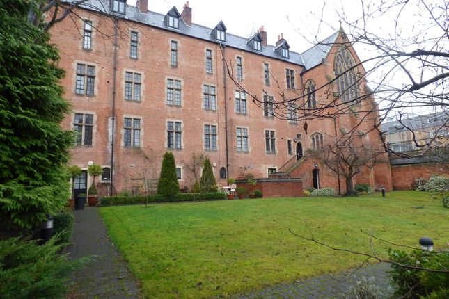 Thumbnail Flat to rent in College Street, Nottingham