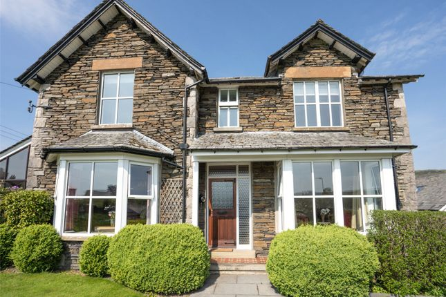 Thumbnail Detached house for sale in Sunset, Crook Road, Staveley, Kendal
