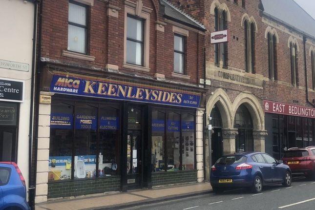 Thumbnail Retail premises to let in Station Street, Bedlington