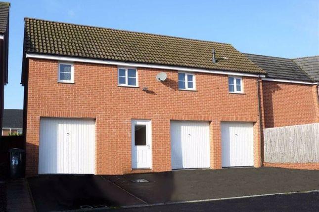 Thumbnail Flat for sale in Bullingham Lane, Saxon Gate, Hereford, Herefordshire