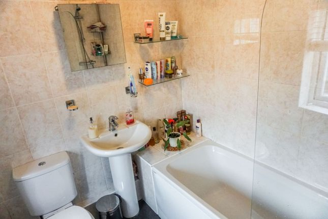 Bathroom of Saxon Street, Wrexham LL13