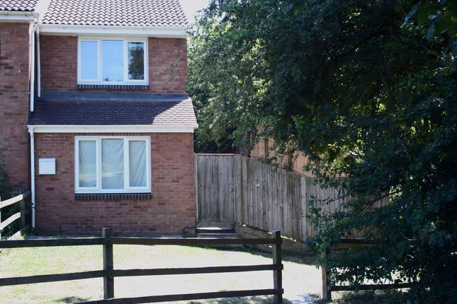 Thumbnail Semi-detached house to rent in Kerry Close, Shaw, Swindon