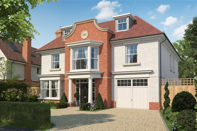 Thumbnail Detached house for sale in Orchehill Avenue, Gerrards Cross, Buckinghamshire