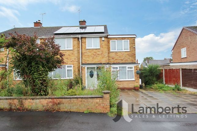 Thumbnail Semi-detached house for sale in Lansdowne Road, Studley