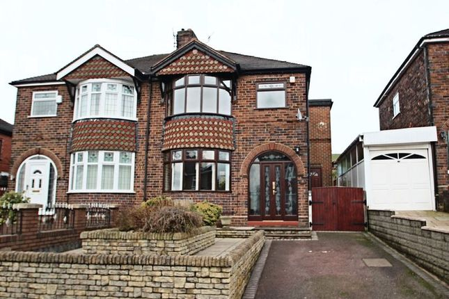 Thumbnail Semi-detached house for sale in Birchgate Grove, Bucknall, Stoke-On-Trent