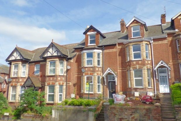 Thumbnail Property to rent in Topsham Road, Exeter