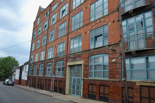 Thumbnail Flat for sale in Duke Street, The Mounts, Northampton