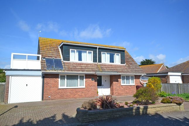 Thumbnail Detached bungalow for sale in Newfield Road, Selsey