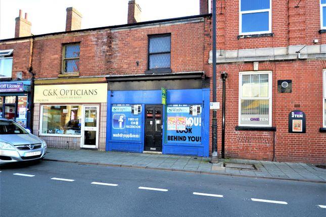 Front Aspect of Elliott Street, Tyldesley, Manchester M29
