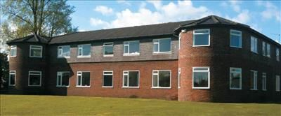 External of The Fort, Artillery Business Park, Oswestry, Shropshire SY11