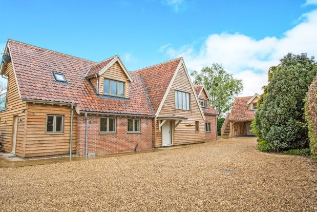 Thumbnail Detached house to rent in Norfolk Heights, Sedgeford Road, Docking, King's Lynn