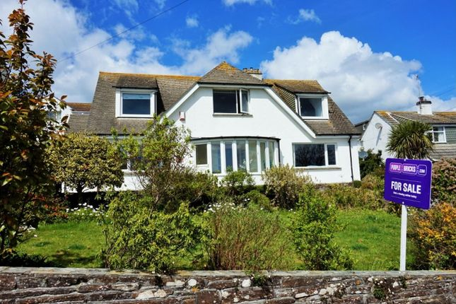 Thumbnail Detached house for sale in Bay View Road, Looe, Cornwall