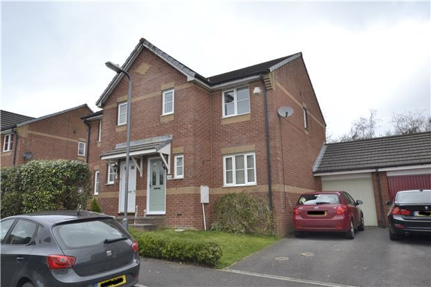 Thumbnail Semi-detached house for sale in Old England Way, Peasedown St. John, Bath, Somerset