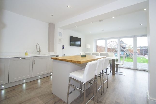 Thumbnail End terrace house for sale in Radnor Avenue, Welling, Kent