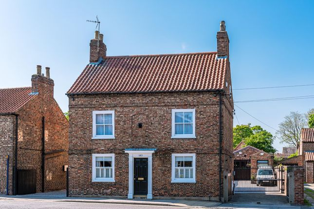 Thumbnail Detached house for sale in Front Street, Acomb, York