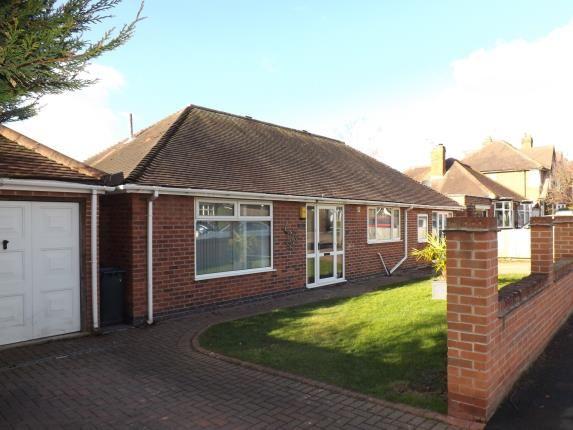 Thumbnail Bungalow for sale in Bentinck Avenue, Tollerton, Nottingham, Nottinghamshire