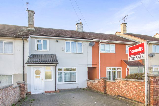 3 bed terraced house for sale in Bowhill Grove, Thurnby Lodge, Leicester
