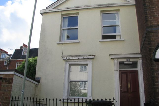 Thumbnail Shared accommodation to rent in Grosvenor Place, Exeter