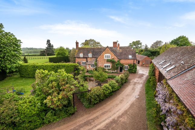 Thumbnail Detached house for sale in Church End Court, Queenhill, Upton-Upon-Severn