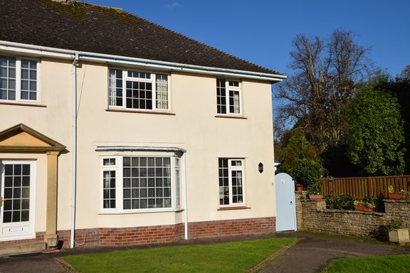 Thumbnail End terrace house for sale in The Grove, Sidmouth