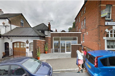 Thumbnail Land for sale in Stanmore Hill, Middlesex