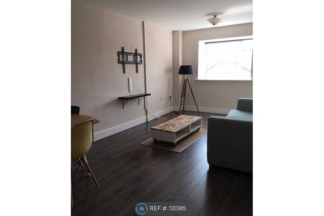 Living Room of Stanton House, Aylesbury HP21