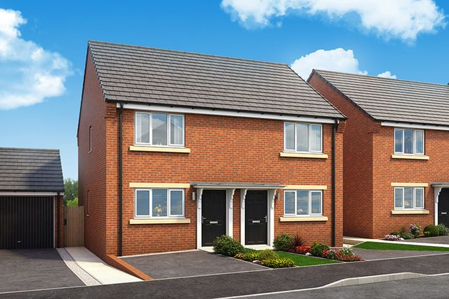"""Property for sale in """"The Lawton"""" at Mcmullen Road, Darlington"""
