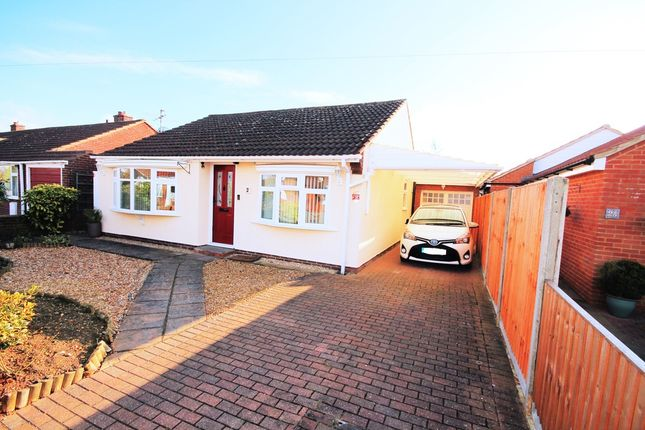 Thumbnail Bungalow for sale in Gostwick Place, Willington