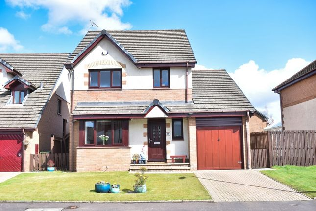 Thumbnail Detached house for sale in Westerlands Gardens, Newton Mearns, Glasgow