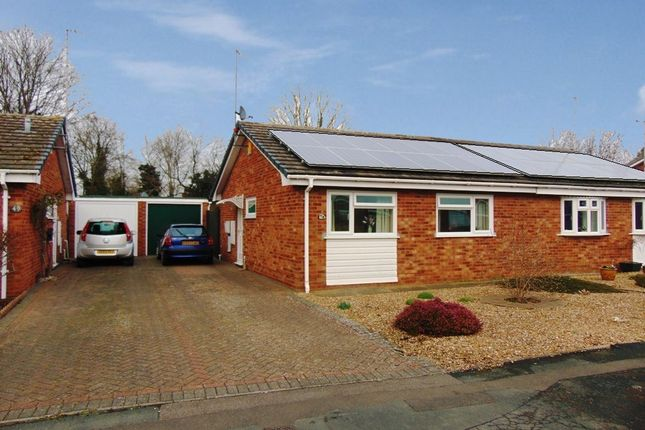 Semi-detached bungalow for sale in Lingfield Road, Evesham