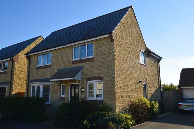 Thumbnail Detached house for sale in Thyme Road, Melksham
