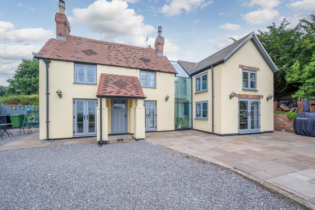 Thumbnail Cottage for sale in Yew Tree Cottage, Green Lane, Halesowen
