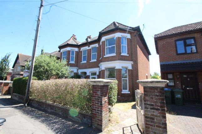 Thumbnail Semi-detached house for sale in Alma Road, Southampton
