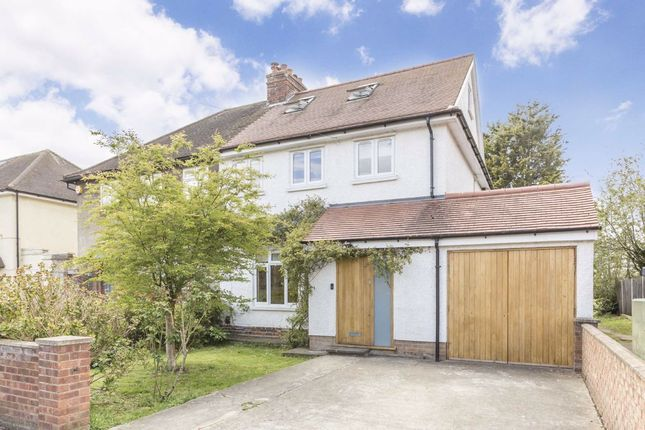 Thumbnail Semi-detached house to rent in Park Road, Kingston Upon Thames