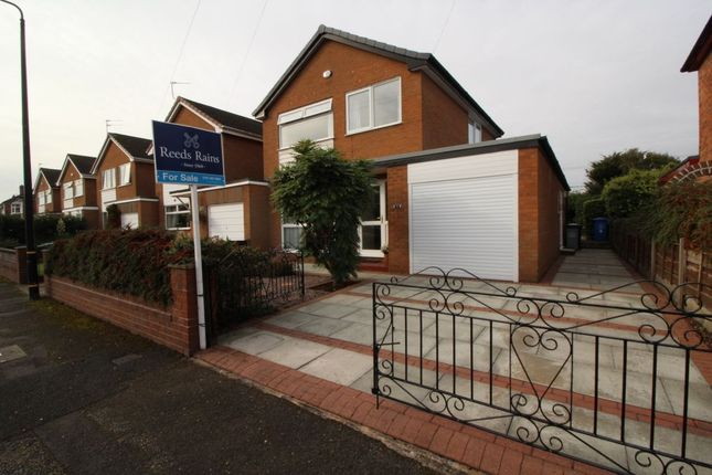 Thumbnail Detached house to rent in Whalley Close, Timperley, Altrincham