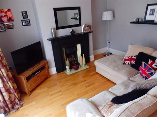 Thumbnail Terraced house for sale in Joicey Road, Low Fell, Gateshead