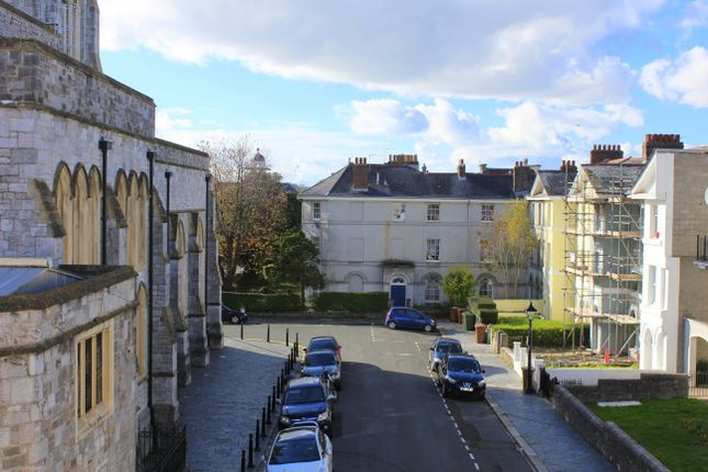 View To Front of Wolsdon Place, Wyndham Square, Plymouth PL1