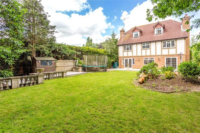 Thumbnail Detached house for sale in Firgrove, New Bath Road, Twyford, Reading
