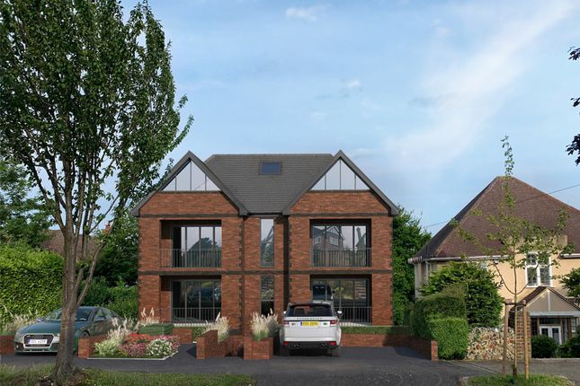 Thumbnail 3 bed flat for sale in Woodcrest Road, Purley