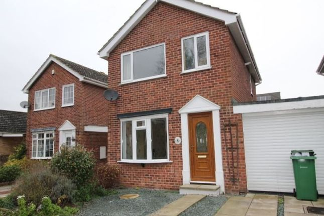 Thumbnail Detached house to rent in Montrose Drive, Goole