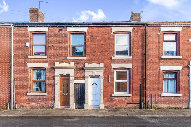Main Page of Broughton Street, Preston PR1