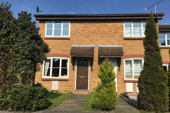 Thumbnail Terraced house to rent in Walker Gardens, Grange Park, Hedge End, Southampton