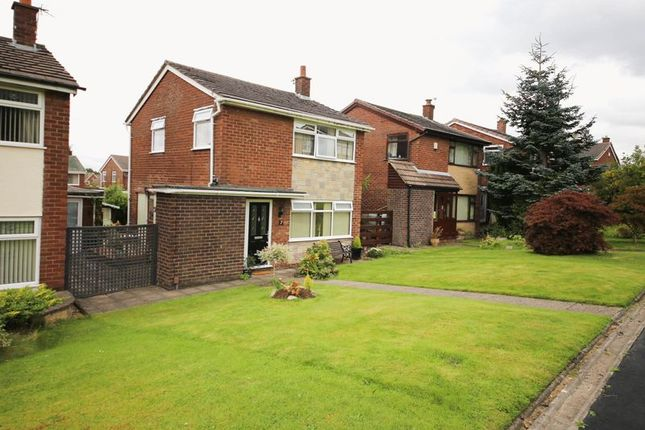 Thumbnail Detached house for sale in Gainsborough Close, Winstanley, Wigan