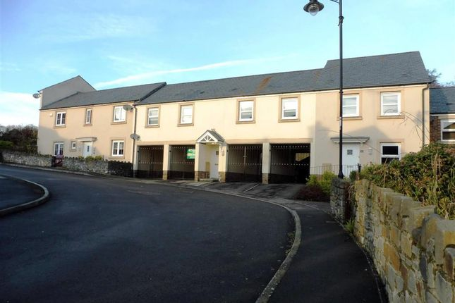 Thumbnail Flat to rent in Silure View, Usk